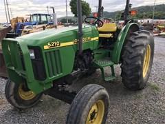 Tractor For Sale 1999 John Deere 5210 , 53 HP