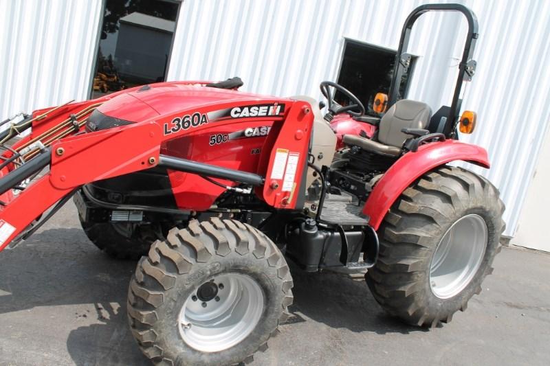 2017 Case IH Farmall 50C Tractor For Sale