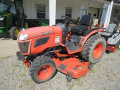 Tractor - Compact Utility For Sale 2009 Kubota B2620 , 26 HP