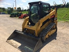 Skid Steer-Track For Sale 2014 Caterpillar CAT 259D