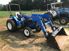 Tractor - Compact For Sale:  2004 New Holland TC30