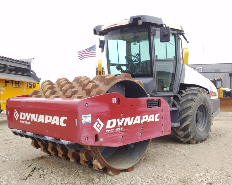 2018 Dynapac CA2500PD Compactor For Sale