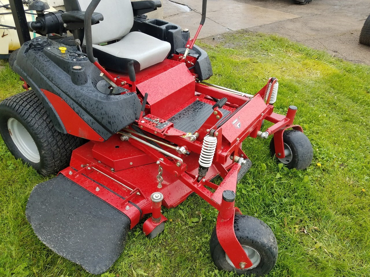 2014 Ferris 3100 Riding Mower For Sale
