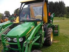Tractor For Sale:  2014 John Deere 2025R