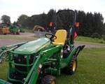 Tractor For Sale: 2016 John Deere 1025R, 24 HP