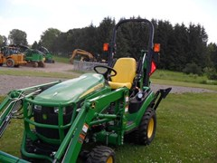 Tractor For Sale:  2016 John Deere 1025R , 24 HP