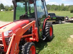 Tractor For Sale:  2012 Kubota B3000HSD , 30 HP