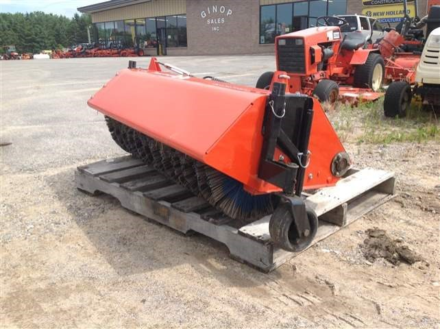 Kubota BX2537A Sweeper For Sale