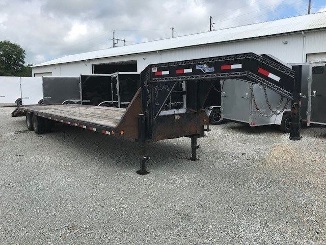 2012 Load Trail GN32 Equipment Trailer For Sale