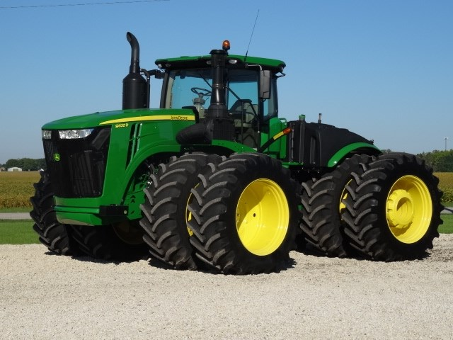 2017 John Deere 9620R Tractor For Sale