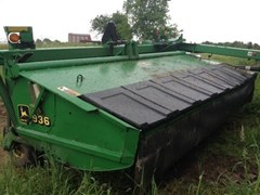 Mower Conditioner For Sale 2001 John Deere 936