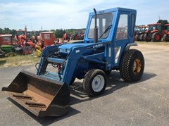 Tractor For Sale 1996 Ford 1715 , 27 HP