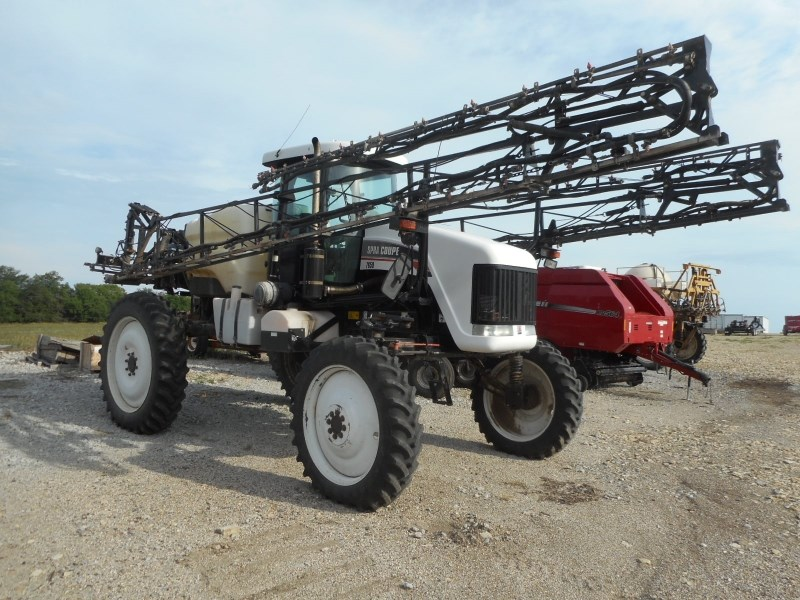 2007 Agco Spray Coupe 7650-90 Sprayer-Self Propelled For Sale