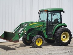 Tractor For Sale 2008 John Deere 4720 , 58 HP
