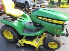 Riding Mower For Sale 2014 John Deere X540 , 24 HP