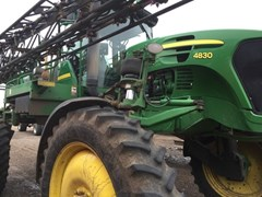 Sprayer-Self Propelled For Sale:  2008 John Deere 4830