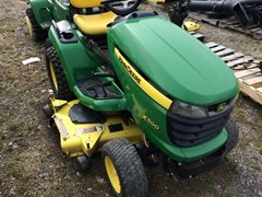 Riding Mower For Sale 2009 John Deere X500 , 25 HP