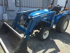 Tractor For Sale New Holland TC33D , 33 HP