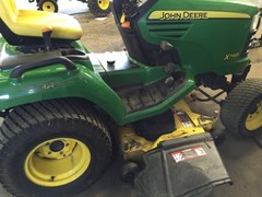 Riding Mower For Sale 2006 John Deere X748 , 24 HP