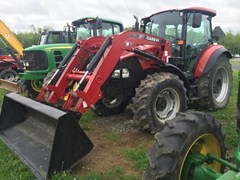 Tractor For Sale 2014 Case IH 115C , 115 HP