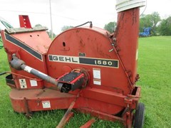 Forage Blower For Sale Gehl FB1580