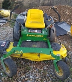 Riding Mower For Sale 2010 John Deere Z425 , 22 HP