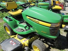 Lawn Mower For Sale 2009 John Deere X360 , 22 HP