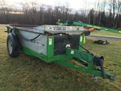 Manure Spreader-Dry/Pull Type For Sale 2010 Frontier MS1117