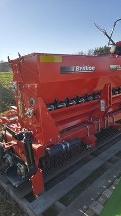 Air Drill For Sale Brillion BPSB-6