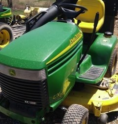 Lawn Mower For Sale 2003 John Deere LX277 , 17 HP