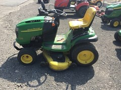 Riding Mower For Sale 2003 John Deere L120
