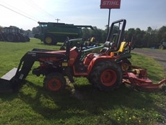 Tractor For Sale 1988 Kioti LB1714 , 17 HP