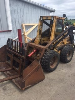 Skid Steer For Sale New Holland L553