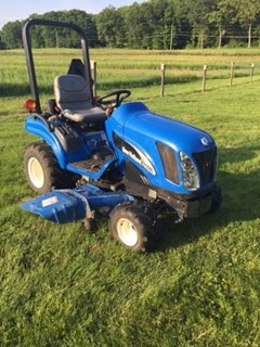 Tractor For Sale New Holland TZ18DA , 18 HP