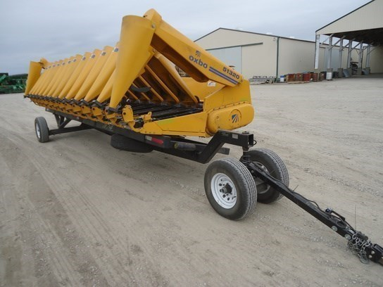Oxbo International Corporation 51320 Header-Corn For Sale
