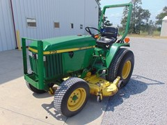 Tractor For Sale 1993 John Deere 770 , 24 HP