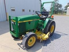 Tractor For Sale:  1993 John Deere 770 , 24 HP