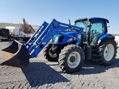 Tractor For Sale 2006 New Holland TS130A , 110 HP