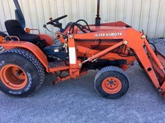 Tractor For Sale:  1988 Kubota B1550HST , 17 HP