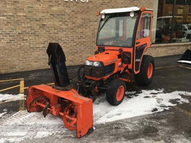 2005 Kubota B7610HST Tractor For Sale