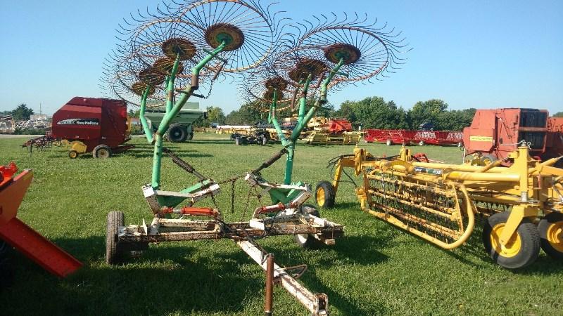 Enorossi  Hay Rake-Wheel For Sale