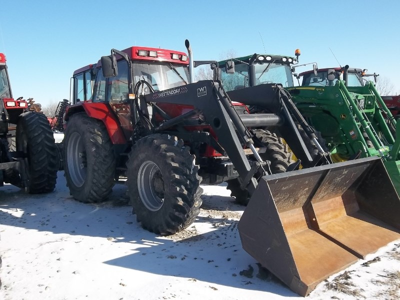 1996 Case IH 5150 Tractor For Sale