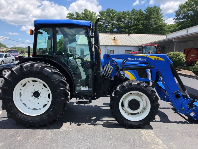2008 New Holland T4040 Tractor For Sale