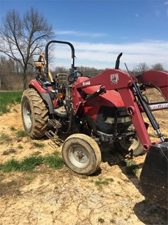 Tractor For Sale 2005 Case IH JX65 , 65 HP