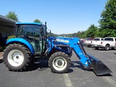 Tractor For Sale 2014 New Holland T4.75 , 75 HP