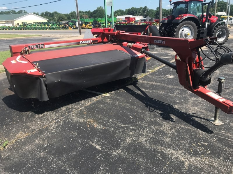 2009 Case IH TD102 Disc Mower For Sale
