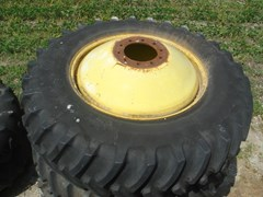 Wheels and Tires For Sale John Deere 18.4X38 Duals