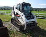 Skid Steer-Track For Sale: 2008 Bobcat T190