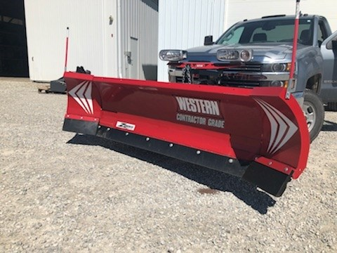 2017 Western 8-10 Wide Out Snow Equipment For Sale