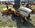 Riding Mower For Sale: 1996 Cub Cadet 1864, 18 HP